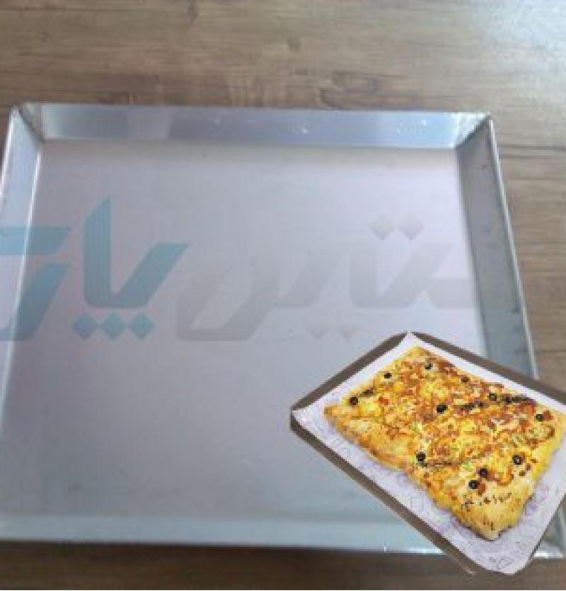 ظرف پیتزای بعلبکی