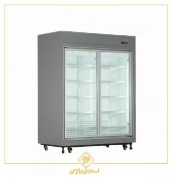 یخچال فروشگاهی دو درب عرض ۱۷۰ کینو