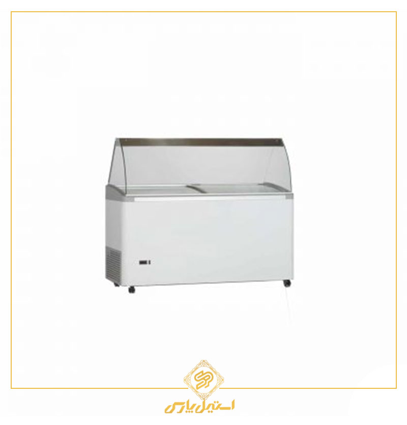 فریزر تاپینگ بستنی ۵۰۰ لیتری کینو