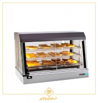ویترین گرم انویل رومیزی مدل PWK 0006
