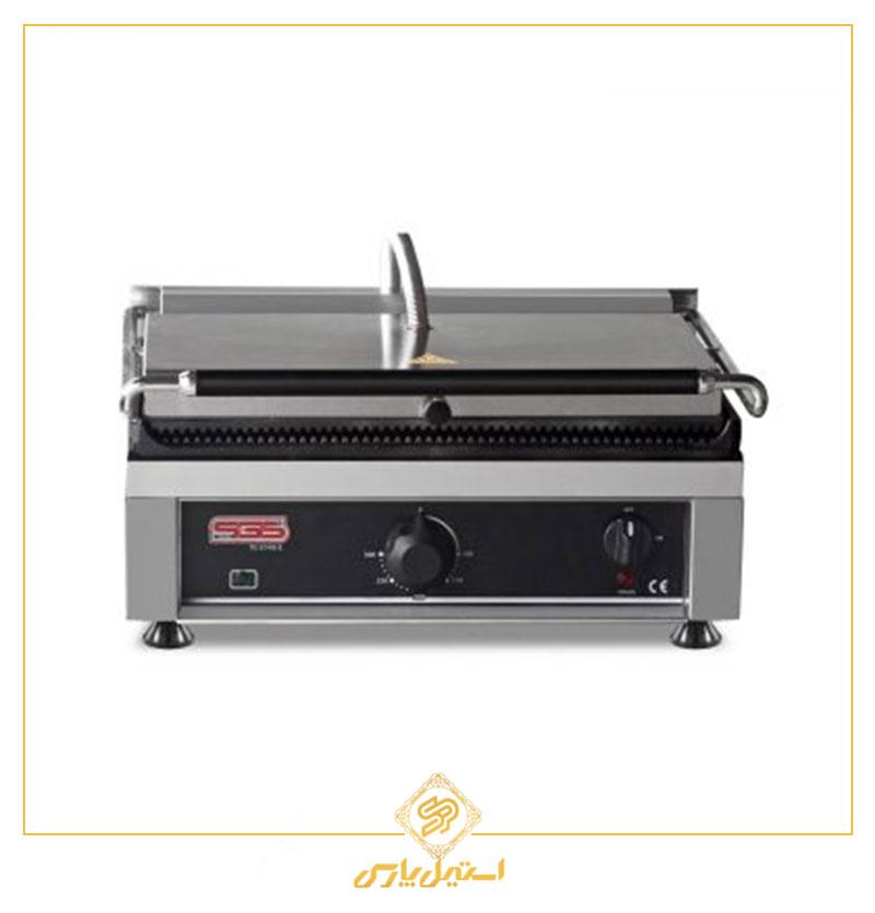 ساندویچ ساز دو صفحه اس جی اس مدل SGS 5530DE