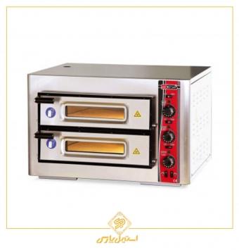 فر پیتزا برقی ۴ بشقاب اس جی اس مدل SGS 5050E
