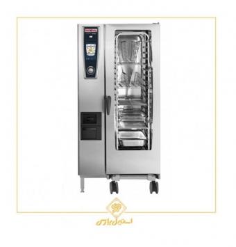 فر پخت ترکیبی رشنال ۲۰ سینی مدل Self Cooking Center 202