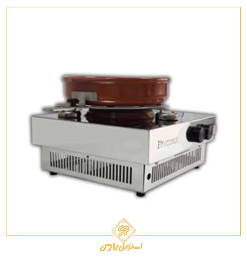دستگاه تابه گردان فروکوسل مدل Frucosol BC100