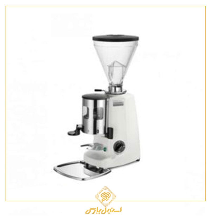 آسیاب قهوه مازر مدل MAZZER M.SJA آستوریا با stoper اتوماتیک